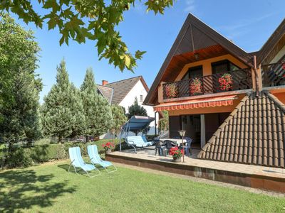 Photo for Vacation home Maple in Fonyód - 6 persons, 3 bedrooms