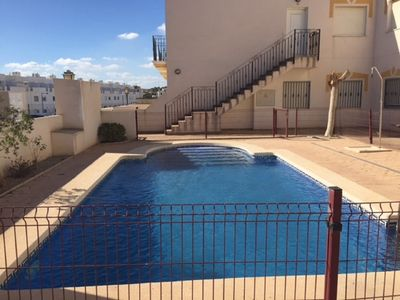 Photo for Beautiful two bedroom apartment with Pool