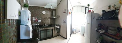Photo for Cozy apt at 50 meters from the Boulevard canal and 10 min. Praia do Forte