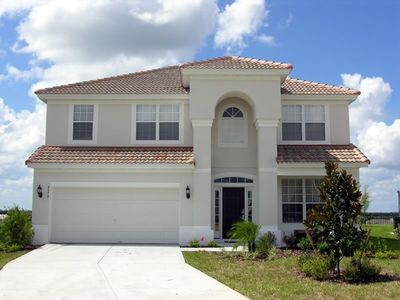 Photo for Enjoy a Holiday of a Lifetime in a Luxury Villa on Windsor Hills Resort, Orlando Villa 1406