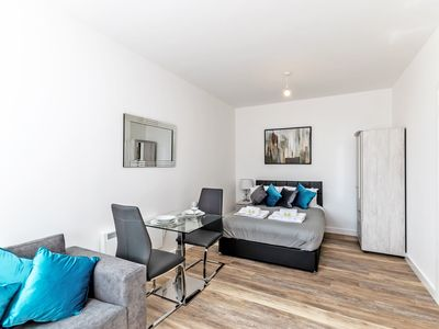 Photo for City Suites - Studio Apartment- A room that sleeps 2 guests  in 1 bedroom