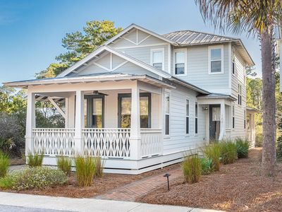 Photo for Great house + great location in Seacrest Beach - just steps to Alys & Rosemary!