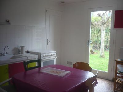 Photo for independent house sea view in Cancale