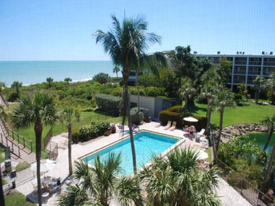 Photo for Unit #133 with Vaulted Ceilings, Spectacular Beach View, Beautiful Decor