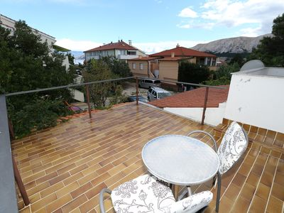 Photo for Apartments & Rooms Venka / Double Room Venka D with Balcony & Parking Place