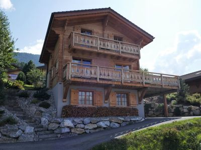 Photo for Fey (Nendaz) Holiday Home, Sleeps 6 with Free WiFi