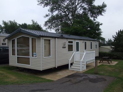 Photo for Immaculate 3-Bed Lodge