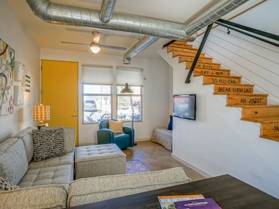 Photo for #2-Mount Condo · Urban! Art! 1bd1ba Condo near Old Town/Sawmill