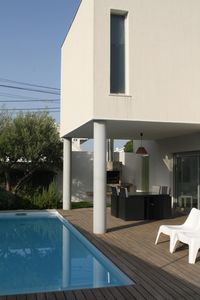 Photo for Modern Villa With Private Pool Near Meco Beach