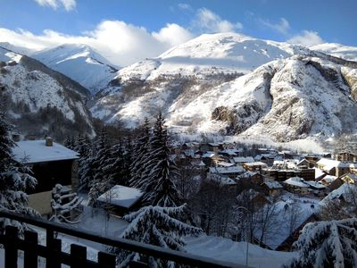 Photo for 2 room apartment of 37 sqm for 6 people in Valloire