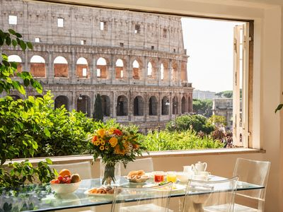 Photo for 47 LUXURY SUITES COLOSSEO