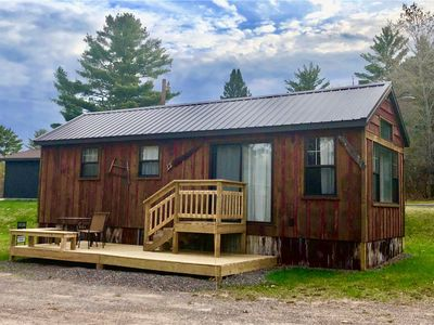 1 Bedroom TINY HOUSE at Blackiron Resort - Lake Front and ATV Trail Access