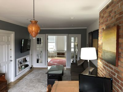 Photo for Beautiful 1 bedroom apt in Boston's Historical South End