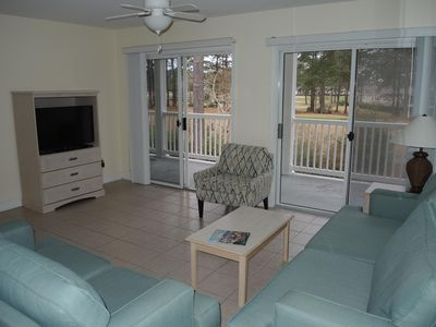 Photo for Full Kitchen, 2 Bedrooms, 2 Bathrooms, Golf Resort, Close to Beach in Calabash, NC(3005)
