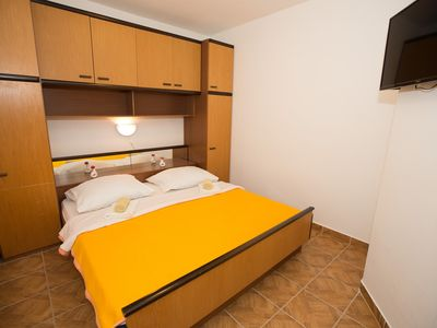 Photo for Guesthouse Francesca / Double Room Francesca 5 with Balcony & Close to the Beach