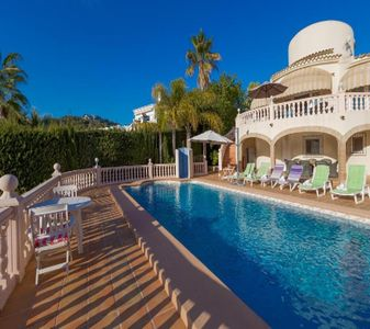 Photo for MODIJO, charming villa for 8 guests with private pool in Benissa