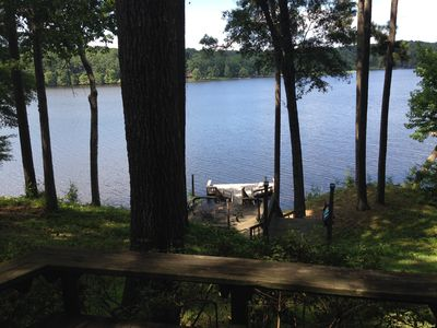 Photo for Four Bedroom Waterfront Home in Carrice Creek