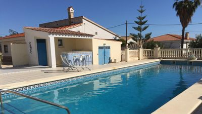 Photo for Villa Tamarius 2 - Three Bedroom Villa, Sleeps 8