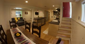 Remodeled Craftsman MIL apt near Madrona restaurants + shops