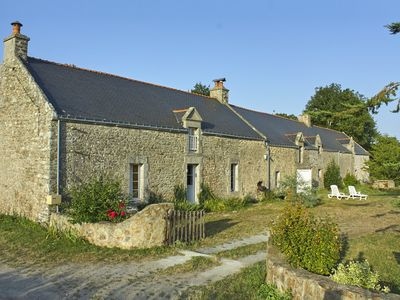 Photo for Longere style house 20 minutes from the sea.