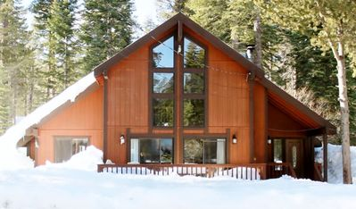 Photo for West Lake Tahoe Chalet, 3 bd/2bth, Hiking, Biking, Skiing, Sledding, Sleeps 8.