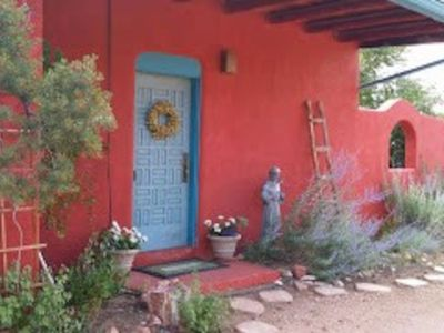 Photo for Charming  Casita on Acreage, in Town! Stunning Views, and Pet Friendly