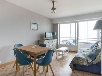 Photo for Charming Apartment in Courseulles sur Mer near Seabeach