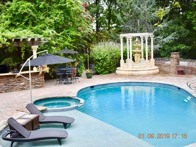 Photo for Annapolis Area Private, 3 Bedroom Pool, Jacuzzi & Sauna & Casino-Like Game Room!