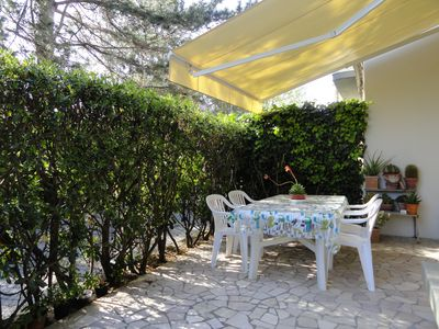 Photo for Apartment near the sea with small garden