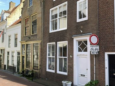 Photo for Attractive holiday home with city garden in the center of Middelburg