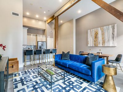 Photo for BRAND NEW! *Central Location, Luxe 2 Bedroom   PRIVATE BALCONY* - The Frenchmen
