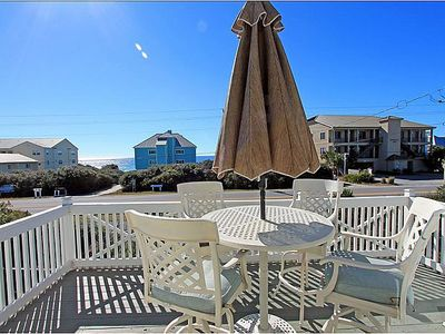 Photo for Gulf View- Private Pool, Across from Beach,  Pet Friendly- Santa Rosa Beach