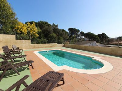 Photo for CAN SANDRINE: Beautiful house with private pool, 5 min. of Lloret de Mar