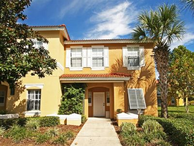 Photo for 3BR 2.5BA Townhome End Unit, in gated Resort by Disney with lots of amenities