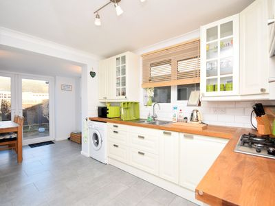 Photo for Merryfield house within easy walking distance of the beach - Selsey  - sleeps 5 guests  in 2 bedroom