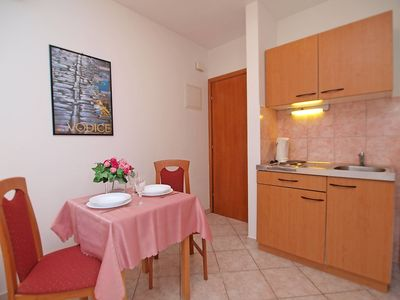 Photo for Apartment in the center of Vodice with Internet, Air conditioning, Balcony (114305)