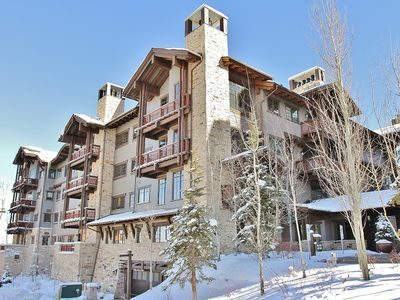 Photo for Gorgeous Condo with awesome views and ski-in/ski-out access!