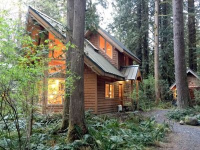 Photo for Mt. Baker Lodging  Cabin 4 in United States