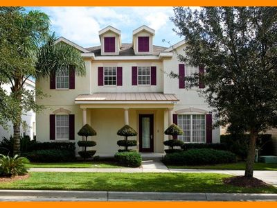 Photo for Reunion Resort 908 - 5 star villa with private pool near Disney