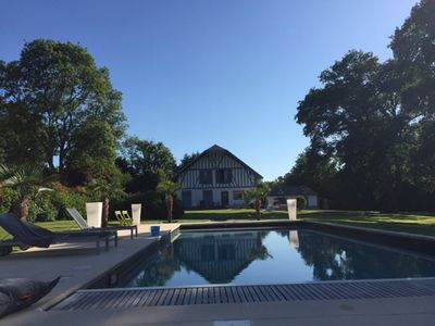 Photo for SPLENDID PROPERTY 5 MIN FROM DEAUVILLE CENTRE