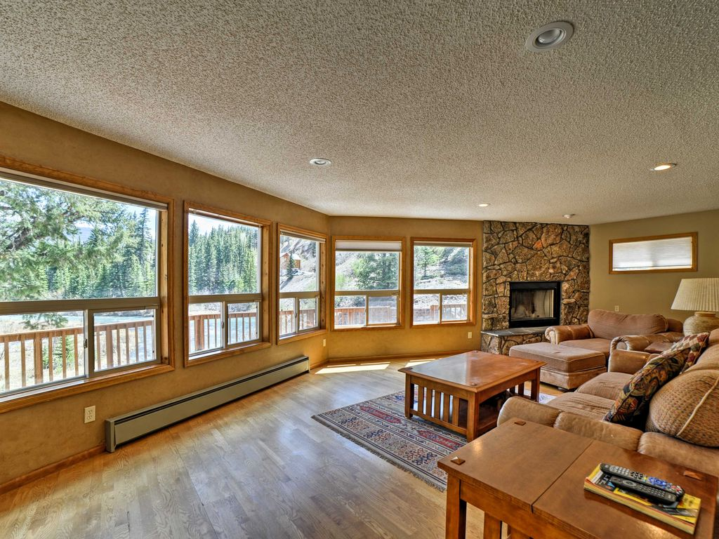 NEW! Lake City Home on Lake Fork of the Gunnison!