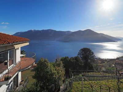 Photo for Holiday house Brissago for 4 - 7 persons with 3 bedrooms - Holiday house