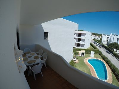 Photo for EXCELLENT 2 BEDROOM APARTMENT WITH POOL, NEAR THE MARINA VILAMOURA