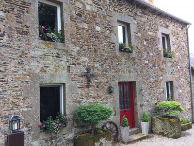 Photo for Beautiful 5 bed stone farmhouse in tranquil location