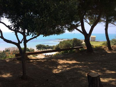 Photo for Room for 3 people in exclusive context at Villa a few meters from the sea