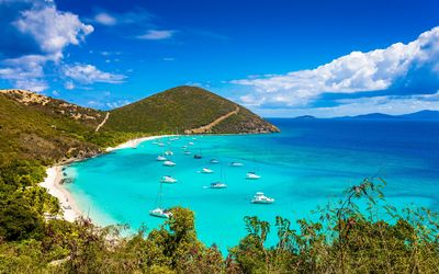 Photo for 4BR Yacht Vacation Rental in St Thomas, St Thomas