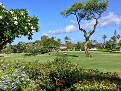 Photo for Wailea Grand Champions Golf Course/Ocean View Suite Free high speed Internet!