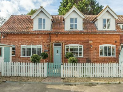Photo for A very pretty semi-detached stables conversion set in a peaceful village.