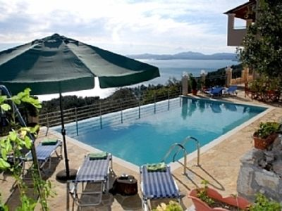 Photo for Stylish Villa With Pool And Stunning Views