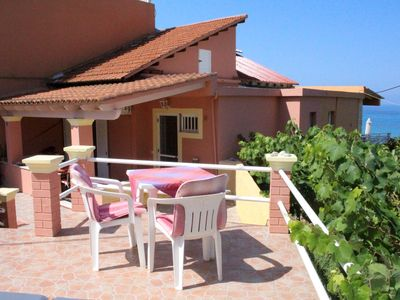 Photo for 1BR Apartment Vacation Rental in Paramonas